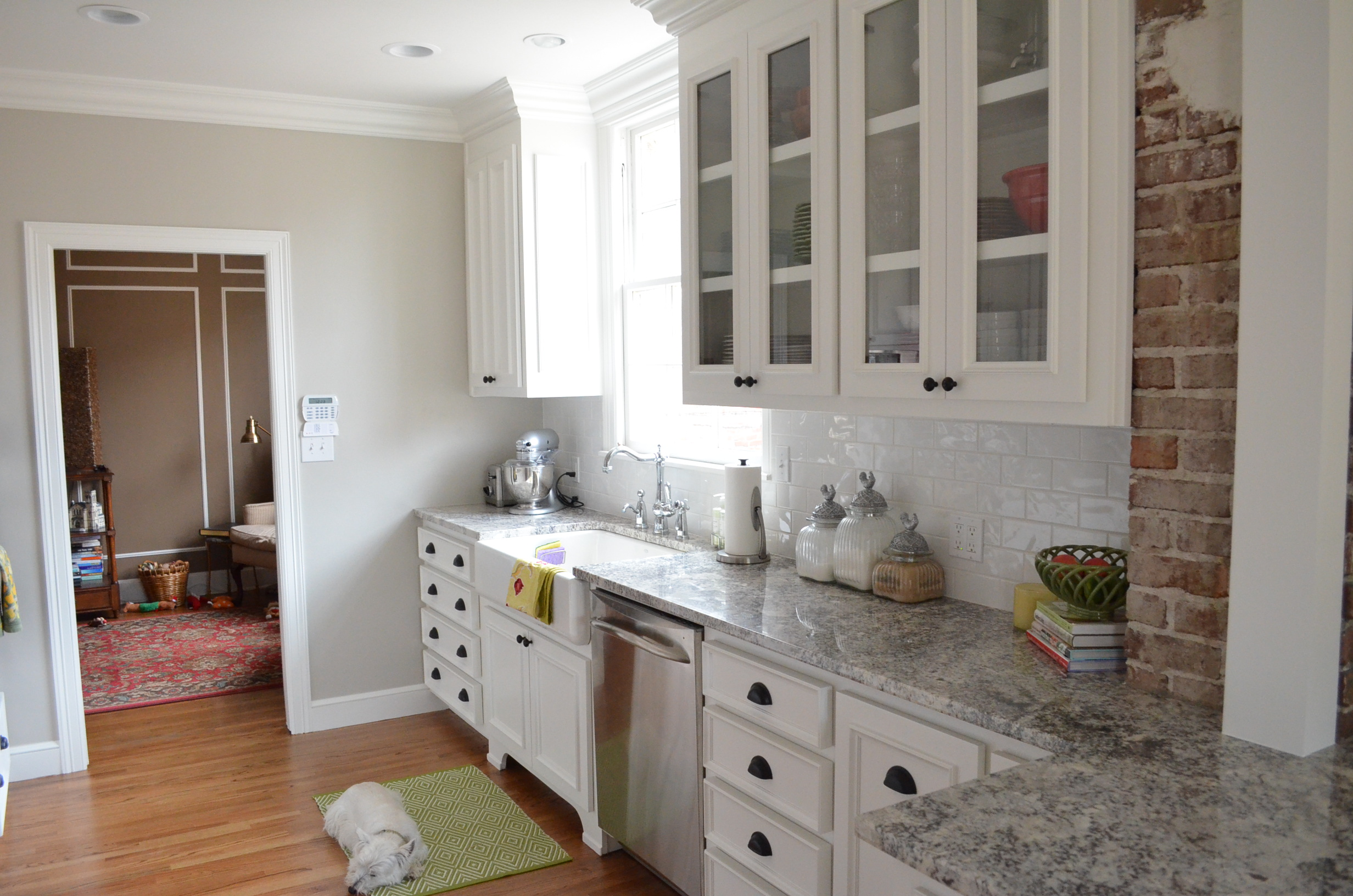 New Year, New Kitchen!   Hospitably Yours