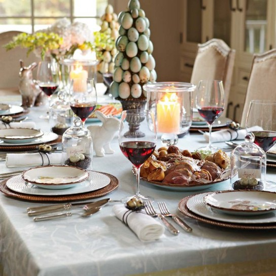 William SOnoma williams sonoma jenny steffens & Dinner Party Planning: Easter | Hospitably Yours